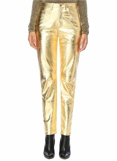 Philosophy Di Lorenzo Serafini Pantolon Altın